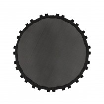 Telo da Salto e Rimbalzo, Tappeto di Ricambio per Mini Trampolino Elastico Rotondo da 101 cm con 34 Molle da 8,9 cm