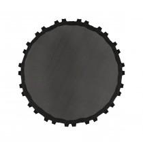 Telo da Salto e Rimbalzo, Tappeto di Ricambio per Mini Trampolino Elastico Rotondo da 122 cm con 44 Molle da 8,9 cm