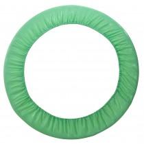 Copertura Bordo di Protezione, Ricambio Copri Molle per Mini Trampolino Elastico da 101,6 cm | Verde