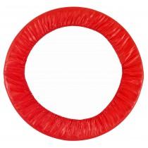 Copertura Bordo di Protezione, Ricambio Copri Molle per Mini Trampolino Elastico da 101,6 cm | Rosso